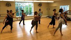 Sembra una normale lezione di danza... ma è molto di più!