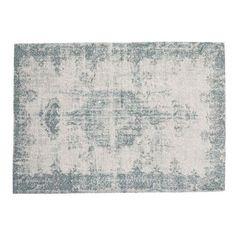 155 × 230 blue carpet cm VILLANDRY