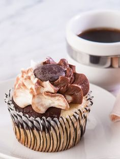 Gluten Free Marble Cupcakes