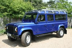 130 Station Wagon - Foley Specialist Vehicles