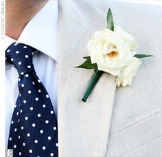 Wonderful Weddings: The Boutonnieres