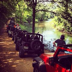 JEEPS! JEEPS JEEPS AND MORE JEEPS! -heaven-