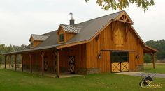 How do you know when you're ready to build your own #barn? Find out here if you're ready for this vast project. http://blog.classic-equine.com/2015/06/signs-that-youre-ready-to-build-your-own-barn/