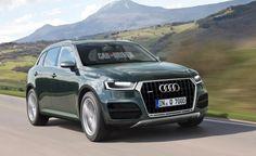 New Audi Q7 2015 Model - http://futurecarmodels.com/new-audi-q7-2015-model/
