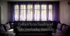 Factors to be Considered While Purchasing #Curtains #curtainsfrankston https://bit.ly/2JWKoZS