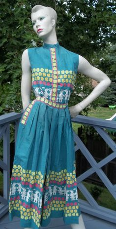SALE  Vintage 1940's / 50's Shirley Lee by AlwaysThriftySisters, $45.00