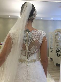 Vestido de Noiva - Atelier Nina Marinho