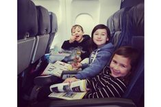 Helpful tips for flying with kids from BTDT moms who survived | Photo credit Kristen Chase for Cool Mom Picks