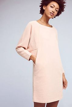 Selma Cocoon Sweatshirt Dress