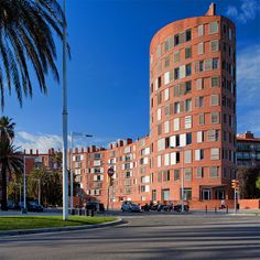 vila-olimpica Barcelona - Catalonia