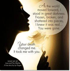 True words in the world of a grieving mother. Description from pinterest.com. I searched for this on bing.com/images