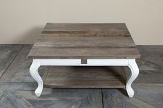 €799,- Driftwood CoffeeTable 90x90 #living #interior #rivieramaison