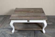 €799,- Driftwood CoffeeTable 90x90 #living #interior #rivieramaison