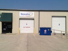 Decorative Concrete Supply, Inc - Fort Worth location.  #DecorativeCS