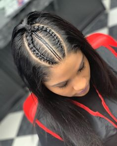 New Braids Hairstyles 2019 Female Trends You Should CopyNew Braids Hairstyles 2019 Female. These are new braids inspiration you need to try next. Check them New Braided Hairstyles, African Braids Hairstyles, Cool Hairstyles, Medium Hair Styles, Curly Hair Styles, Natural Hair Styles, Latest Hairstyle Video, Female Trends, French Twist Hair