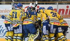 Eighth overtime's the charm: Norwegian hockey teams play marathon game | Sport | The Guardian