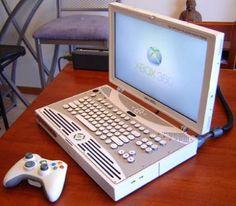 Ben Heckendorn's Xbox 360 laptop: best mod ever?