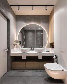 Washroom Design, Bathroom Design Luxury, Modern Bathroom Design, Home Interior Design, Bathroom Design Inspiration, Beautiful Bathrooms, House Design, Home Decor, Twitter