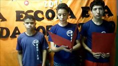 Diretoria de Ensino de Tupã – Escola João Bredicks – Escola de Tempo Integral (ETI) – Circuito de Juventude 2015 – Instituto Ayrton Senna