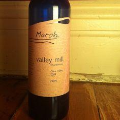 Marola wine label