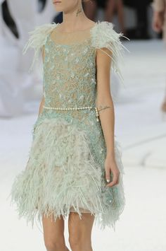 Chanel spring 2012 -- very Great Gatsby