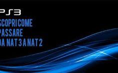 Cambiare su Playstation 3 da Nat 3 a Nat 2 #nat2 #nat3 #internet #playstation3