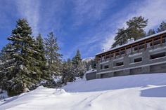 The ideal blend of luxury at Grand Forest, Metsovo, Epirus, Greece - Member of Top Peak Hotels http://top-peakhotels.com/grand-forest-metsovo-epirus-greece/