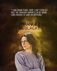 #OITNB Orange is the New Black