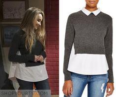 Girl Meets World: Season 2 Episode 27 Maya's Grey Sweater