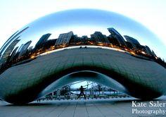 Chicago! I love the bean!