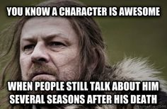 Ned Stark-Superstar