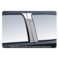 2007 Chrysler 300 Door Pillar Post Trim:  Description: Polished Stainless Steel  Fits:  2005 Chrysler 300 C  2005 Chrysler 300  Finish:Polished Stainless Steel  Price: $39.00
