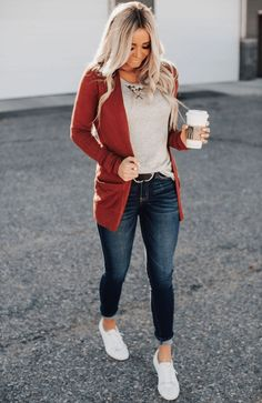 casual outfits for winter ; casual outfits for work ; casual outfits for women ; casual outfits for school ; Spring Outfits Women Casual, Spring Work Outfits, Cute Casual Outfits, Simple Outfits, Casual Wear For Women, Casual Clothes For Women, Casual Shopping Outfit, Outfits For Women, Spring Fashion Casual