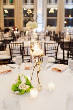 A Stylish Soiree | All About Weddings
