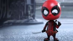 Hot Toys Deadpool Cosbaby | Vamers