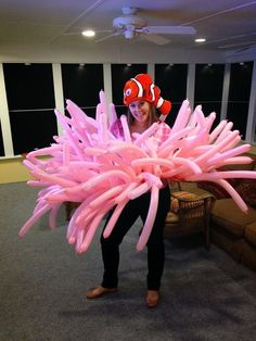 I've always wanted to create a compilation of my costumes over the years. E … - Halloween Ideas 2018 Costume Halloween, Cool Costumes, Halloween Diy, Halloween Series, Halloween Tutorial, Halloween Designs, Halloween 2017, Finding Nemo Costume, Queen Dress