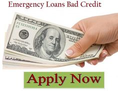 Things To Do Before Applying With Emergency Loans Bad Credit!