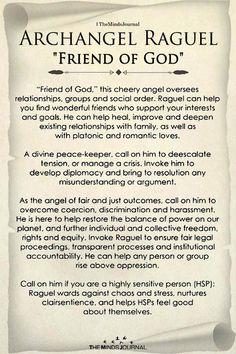 "Sagittarius: Archangel Raguel – ""Friend of God"" Archangel Zadkiel, Metatron Archangel, Archangel Sandalphon, Types Of Angels, Archangel Prayers, Archangel Uriel Prayer, Friend Of God, Righteousness Of God, Angel Guidance"