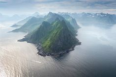 Island of Senja, Norway