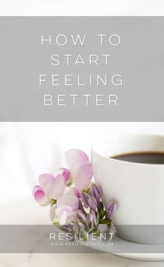 If you want to start recovering from depression or anxiety, here are my tips for…