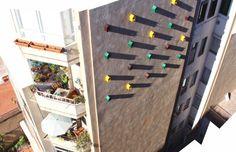 • NIDOS URBANOS • BARRIO DE GRACIA, Barcelona, España • DOM ARQUITECTURA •  Fotografías: Cortesía Dom Arquitectura