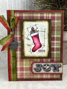 Richele Christensen: 12 Tags of 2015 / Holiday Card Series - July Inspiration
