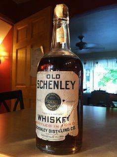 Old Schenley Full Quart