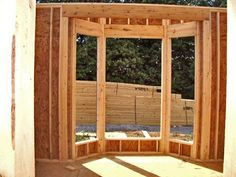 bay window framing section early july framing for the study bay window description from mcclellanscom searched this on bingcomimages plan window addition assembly drawings or instruction