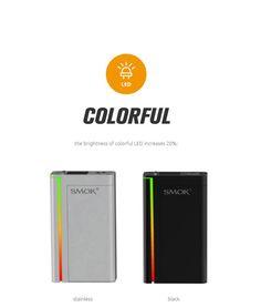 Køb Smok Xcube Ultra 220W TC Box Mod med OTA Firmware Upgrade Funktion, Smok fra Dampden.com altid fri fragt. Top kvalitets produkter