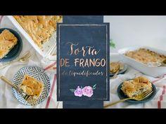 TORTA DE FRANGO DE LIQUIDIFICADOR - YouTube