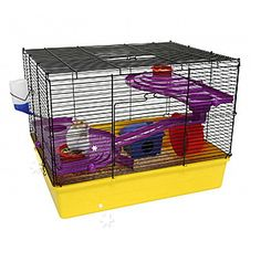 Choosing the Right Hamster Cage, Read more about this on our blog... Large Hamster Cages, Hamster House, Dog Cat, Cat Products, Pets, Childhood, Animals, Blog, Animals And Pets
