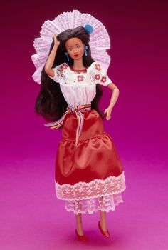 Mexican Barbie® Doll 1st Edition
