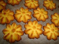 Cozinha personalizada: Bolachas de laranja