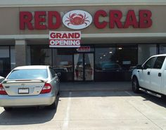 Red Crab Seafood Restaurant in Garland, Texas